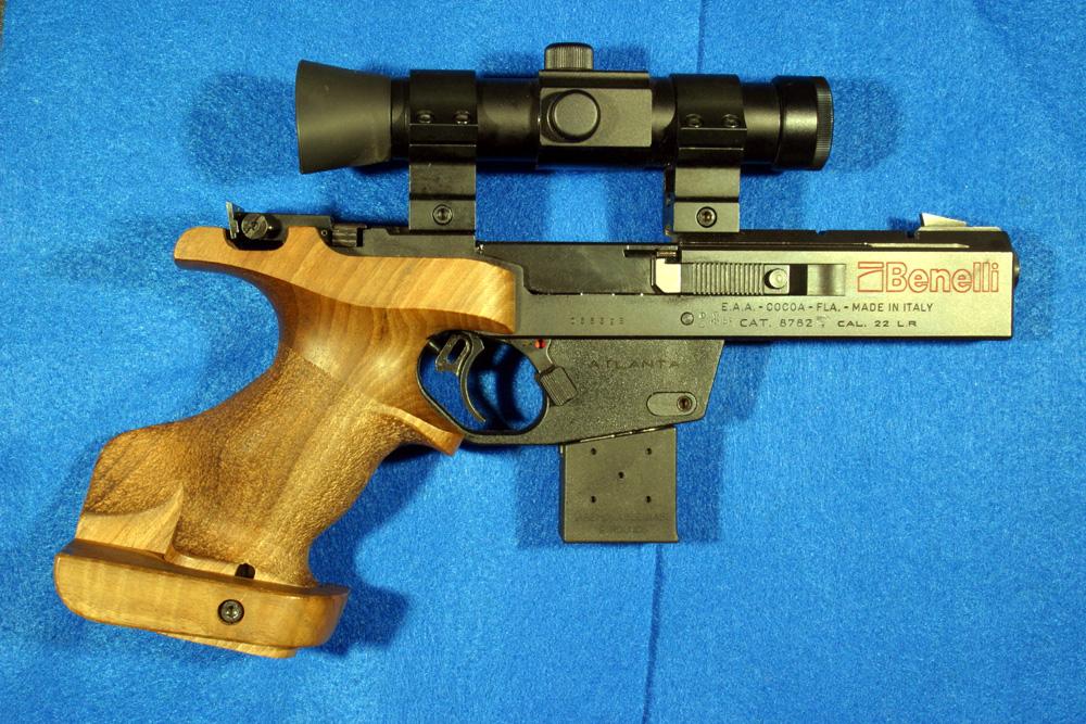 Nra pistol rifle inst rso